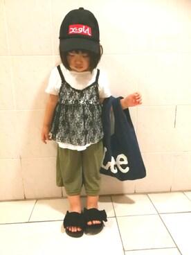 0ebc4164d6289 「韓国子供服」のキッズコーディネート一覧(地域:香港) - WEAR