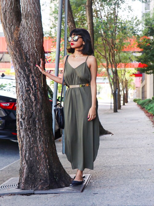 Kreshma Nair is wearing asos