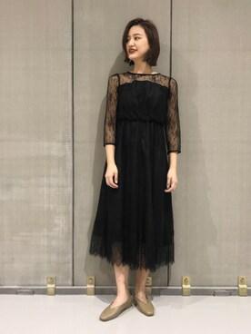 3ff7eb2695452 URBAN RESEARCH(アーバンリサーチ)のドレスを使ったコーディネート一覧 - WEAR