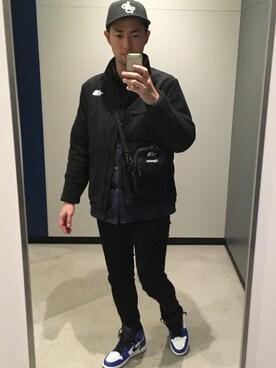 Yujiro|NIKEのスニーカーを使ったコーディネート WEAR