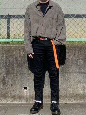 abb05b1f2e4edd ソックス/靴下を使った「低身長」のメンズコーディネート一覧 - WEAR