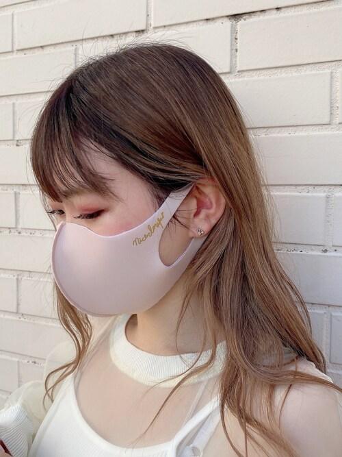 スクラップ ナイ 血色 マスク