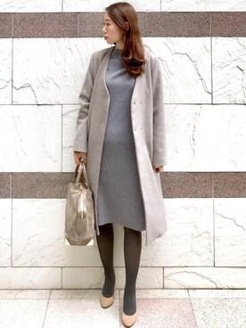 オフィスで働く女性の大人コーデ|2019年冬の完璧オフィスコーデ 6選