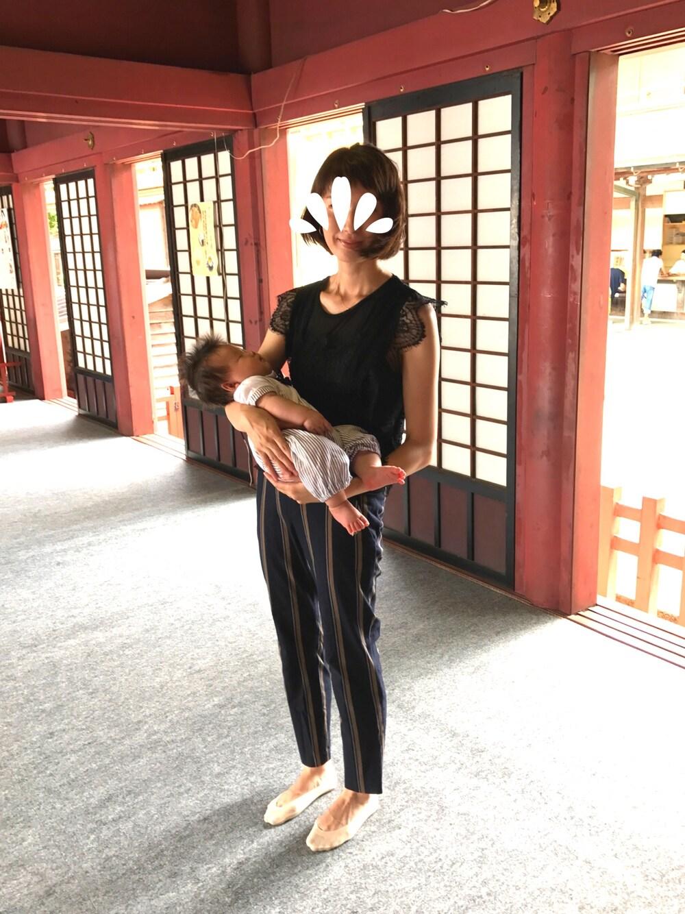 お宮参り ママ 服装