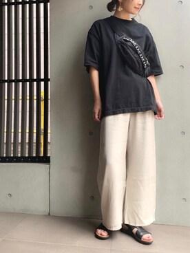 74bb2afeda4 悠喜さんのボディバッグ/ウエストポーチ「BANANE LUCILLE 19AC(A.P.C.|アーペーセー