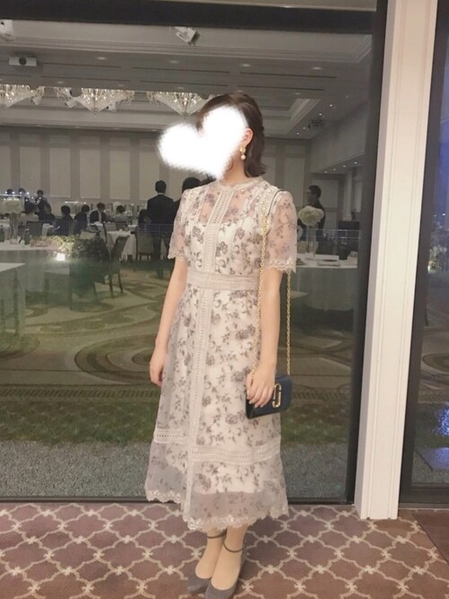 結婚式服装女10代