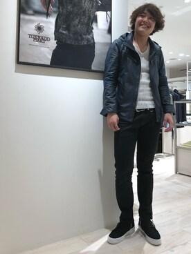 d7d02fa4d69ea TORNADO MART マルイシティ横浜店|shimadaさんの「TORNADO MART∴ヘアラインフーデッド