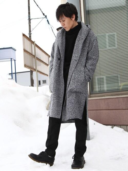 ファッション 代 メンズ 冬 40