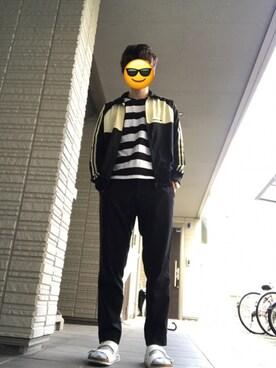 f2dbb467507fa3 adidas(アディダス)のジャージを使ったコーディネート一覧 - WEAR