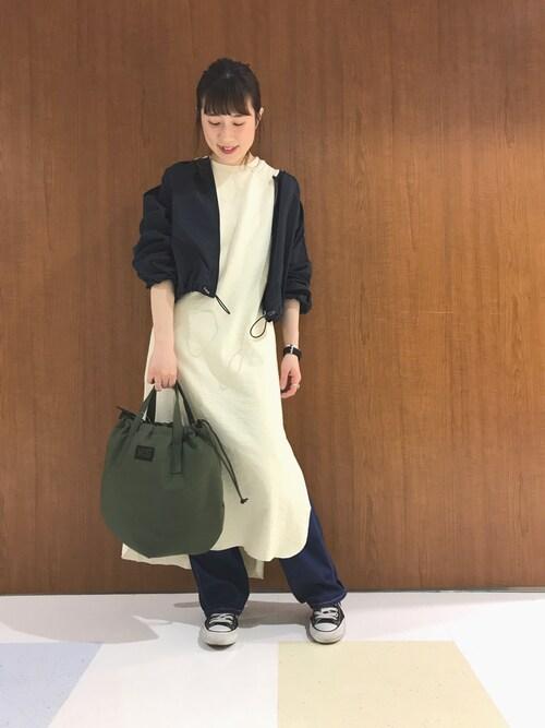 Ciaopanic海老名店Tomomi  Sasakiさんの「( )」を使ったコーディネート