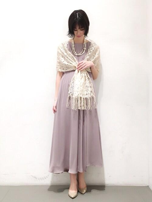 結婚式服装40代