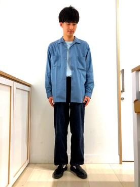 195adf9242d48 ドレスシューズを使った「水色」のコーディネート一覧(ユーザー:ショップスタッフ) - WEAR