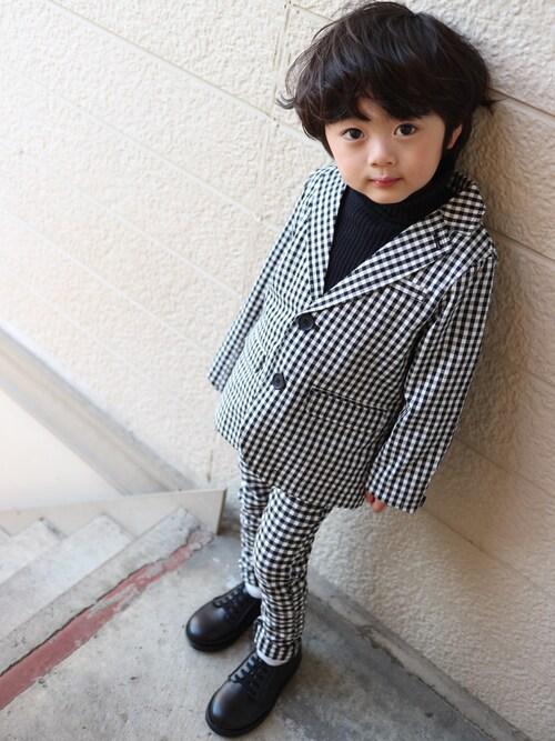 入学式 子供 服装