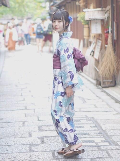 江戸川区花火大会 浴衣