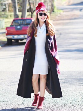 pthu92vn is wearing charlotte russe