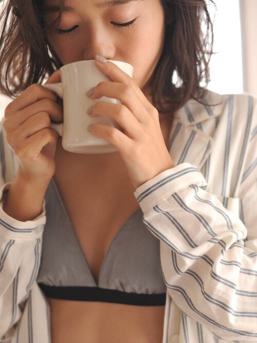 ステップ⑥:お風呂あがりは紅茶でぽかぽかに