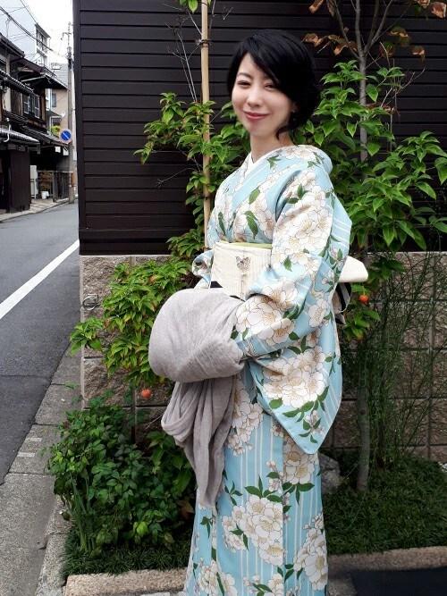 京都 きもの 町