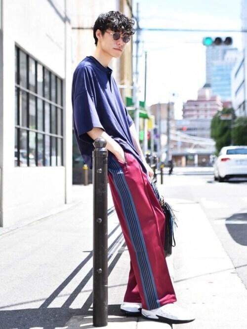 Yusuke Nakajimaさんの(gourmet jeans)を使ったコーディネート