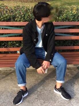 92a0017c0314f0 ソックス/靴下を使った「同系色」のメンズコーディネート一覧 - WEAR