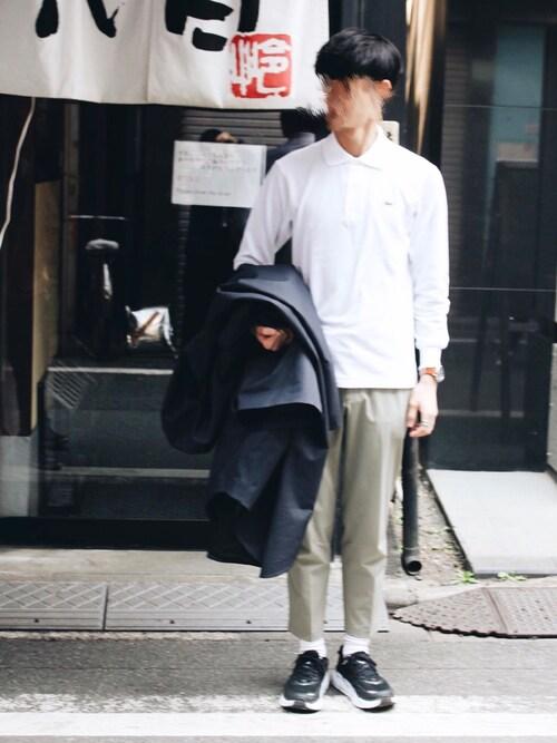 keigo│HOKA ONEONE的球鞋搭配- WEAR