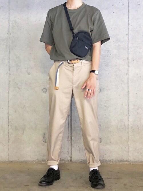 Maitoさんの「REGAL(リーガル) メンズ ビジネスシューズ JU14AG(REGAL)」を使ったコーディネート