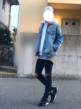 factory authentic 3dcfc 62d9a Onitsuka Tiger】MONTE CREACEを使ったコーディネート一覧 - WEAR