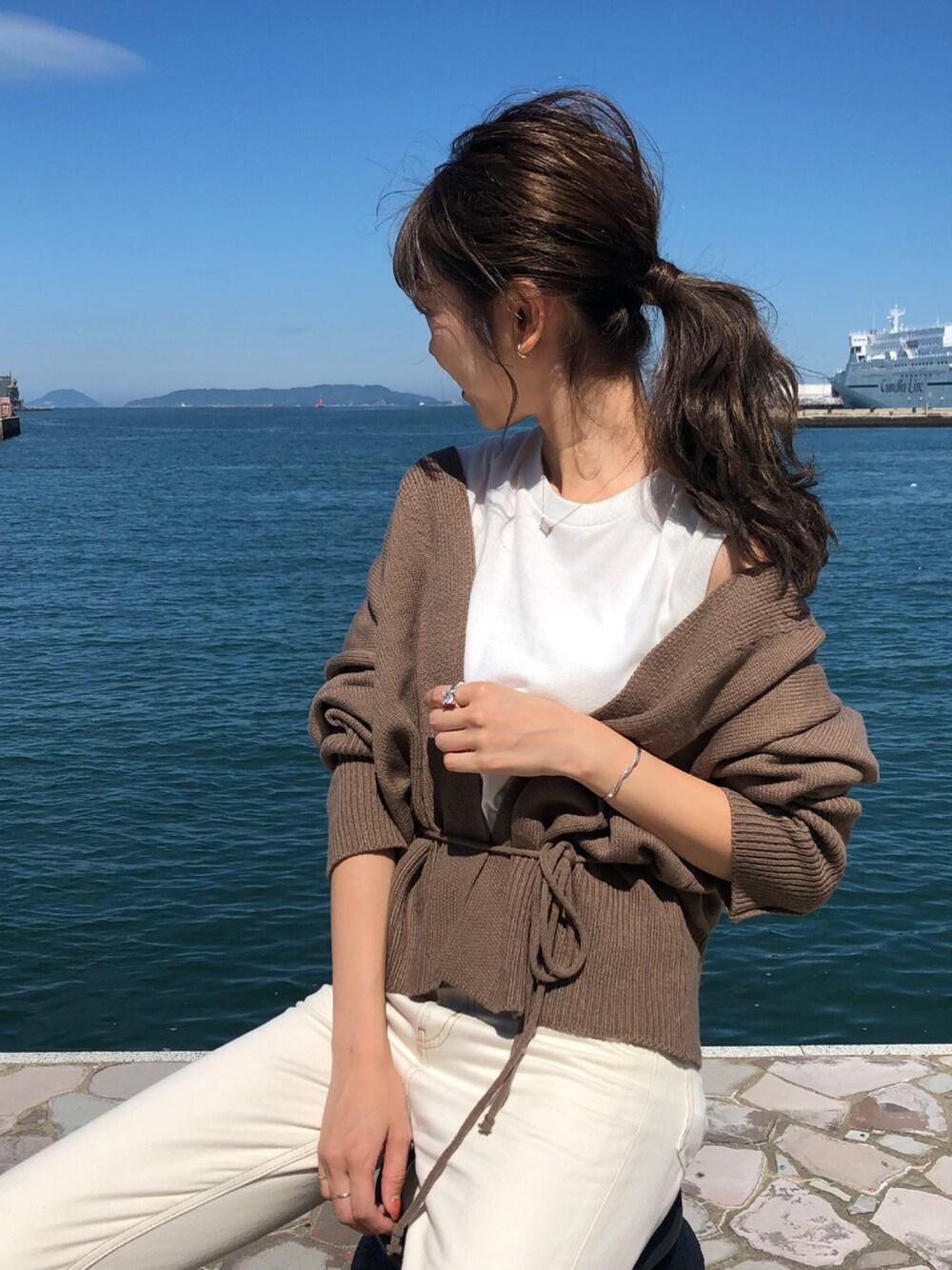 10月コーデ  服装 秋 ファッション 30代