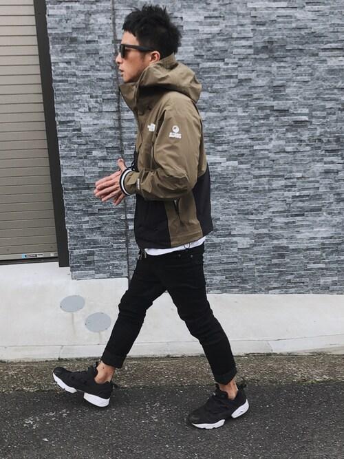 黒パンツに合う靴|スニーカー、革靴、サンダル着こなし【メンズ