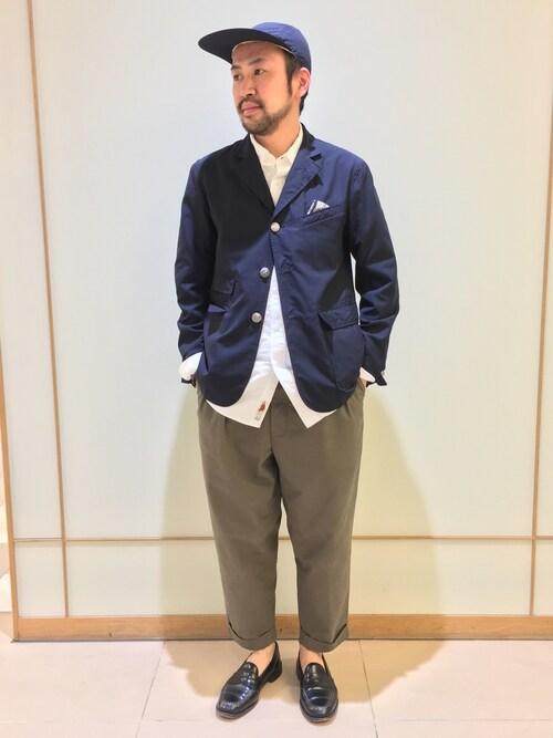 Ikuo Mitaniさんの(ALDEN)を使ったコーディネート