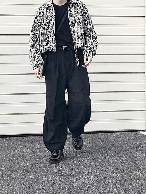 SenaさんのTシャツ/カットソー「【Hanes】BEEFY-T ポケット付きクルーネック無地半袖Tシャツ (HANES|ヘインズ)」を使ったコーディネート