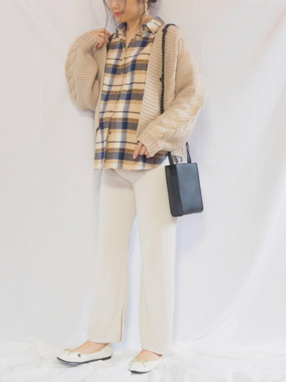 マタファッション 30代向け VERY掲載 パンツ