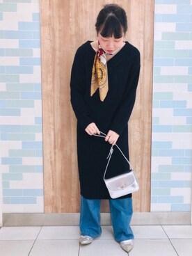 b699cb71ee1b9 Te  chichi 静岡パルシェ|yoshikaさんの「ウエストバッグ(Te chichi TERRASSE