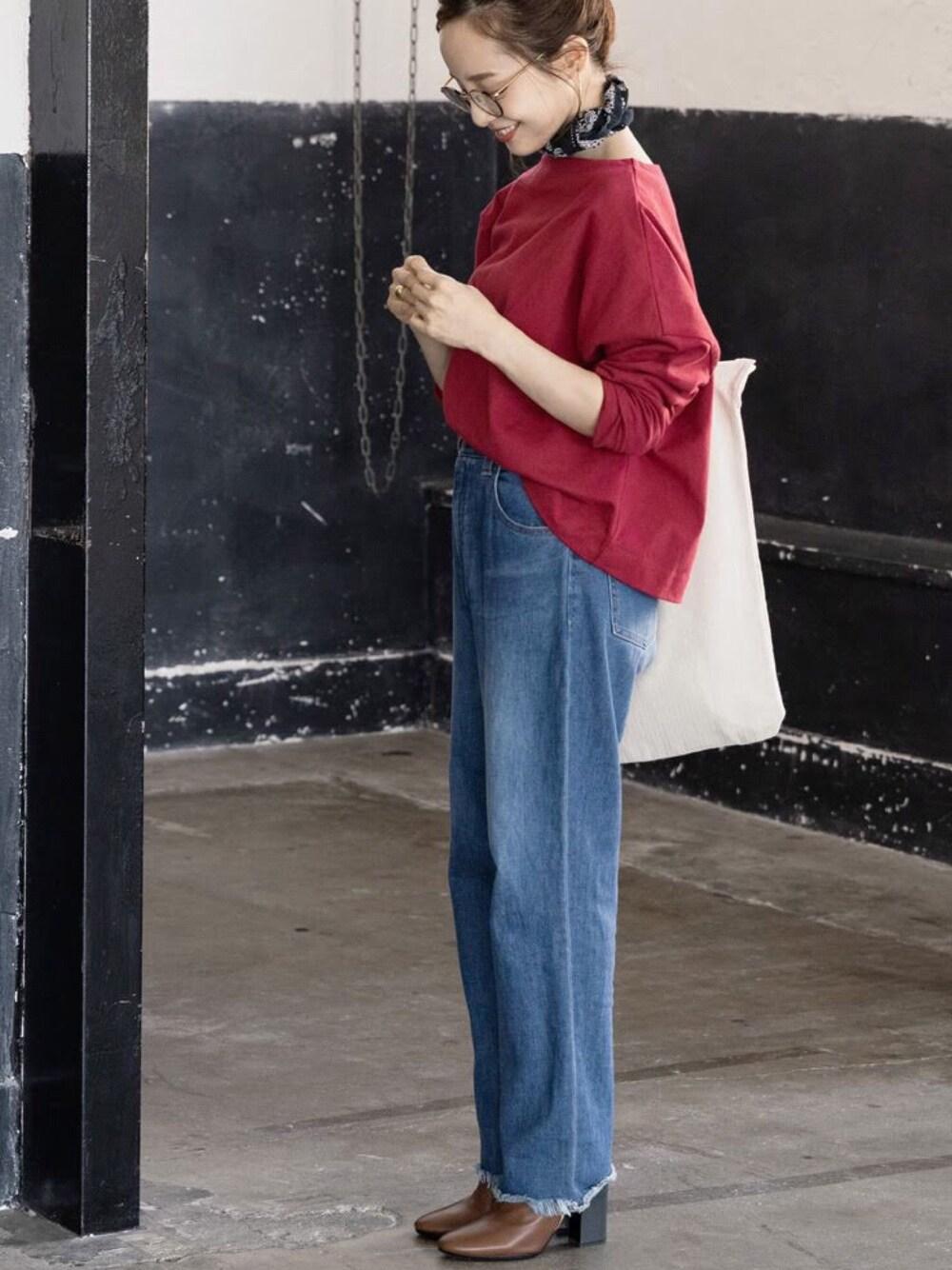 10月コーデ 服装 秋ファッション 30代 40代