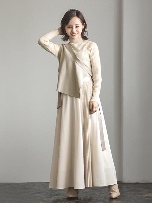 田中亜希子 30代 アラサー ファッション レディース コーデ titivate