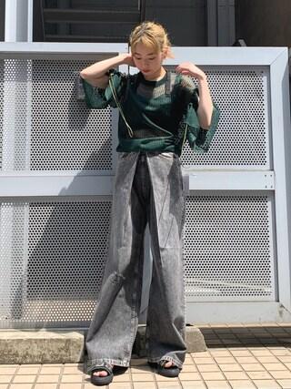 a795540003776 Izu(MIDWEST TOKYO WOMEN)のコーディネート一覧 - WEAR