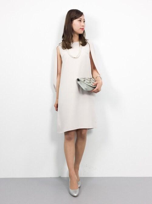 結婚式 ドレス 40 代
