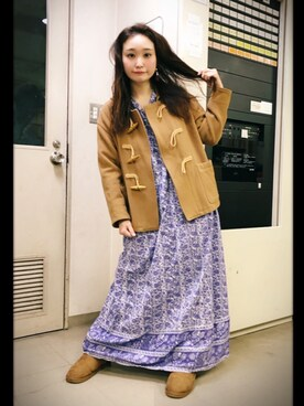 8e3d8b3f15942 ドレスを使った「ラベンダー」のコーディネート一覧(ユーザー:その他ユーザー) - WEAR