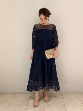 6e0eb533cf3b9 apart by lowrys  エスパル仙台|yato-miさんのドレス「OC*