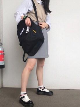 7b0a3d37b8217 ベストを使った「韓国ファッション」のレディースコーディネート一覧 - WEAR