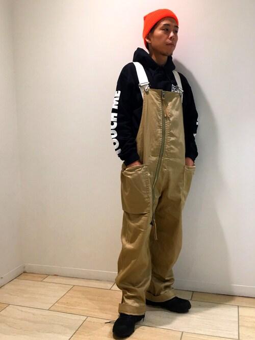 BEAVER名古屋店 funatoさんの「(|)」を使ったコーディネート