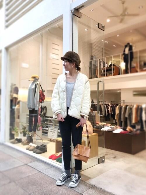 CANALJEAN 神戸店CANAL JEAN mayumiさんの「(|)」を使ったコーディネート