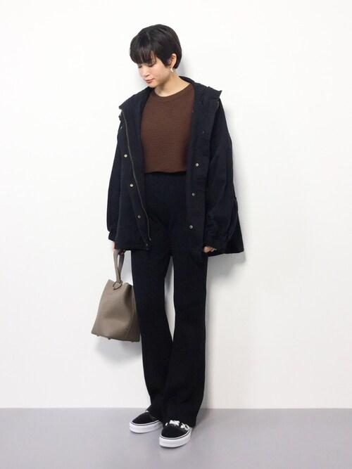 ZOZOTOWNmihiroさんのパンツ「NIGHT GLITTER HG PT(SLY|スライ)」を使ったコーディネート