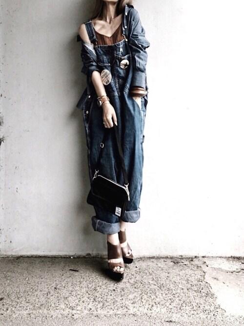 Lilyさんのシャツ/ブラウス「バックリボンシャツ(The Virgnia|ザ ヴァージニア)」を使ったコーディネート