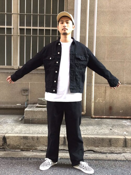 URBAN RESEARCHkondoさんのキャップ「BELIEF / ビリーフ PREHISTORIC BASEBALL CAP(BELIEF NYC|ビリーフニューヨーク)」を使ったコーディネート