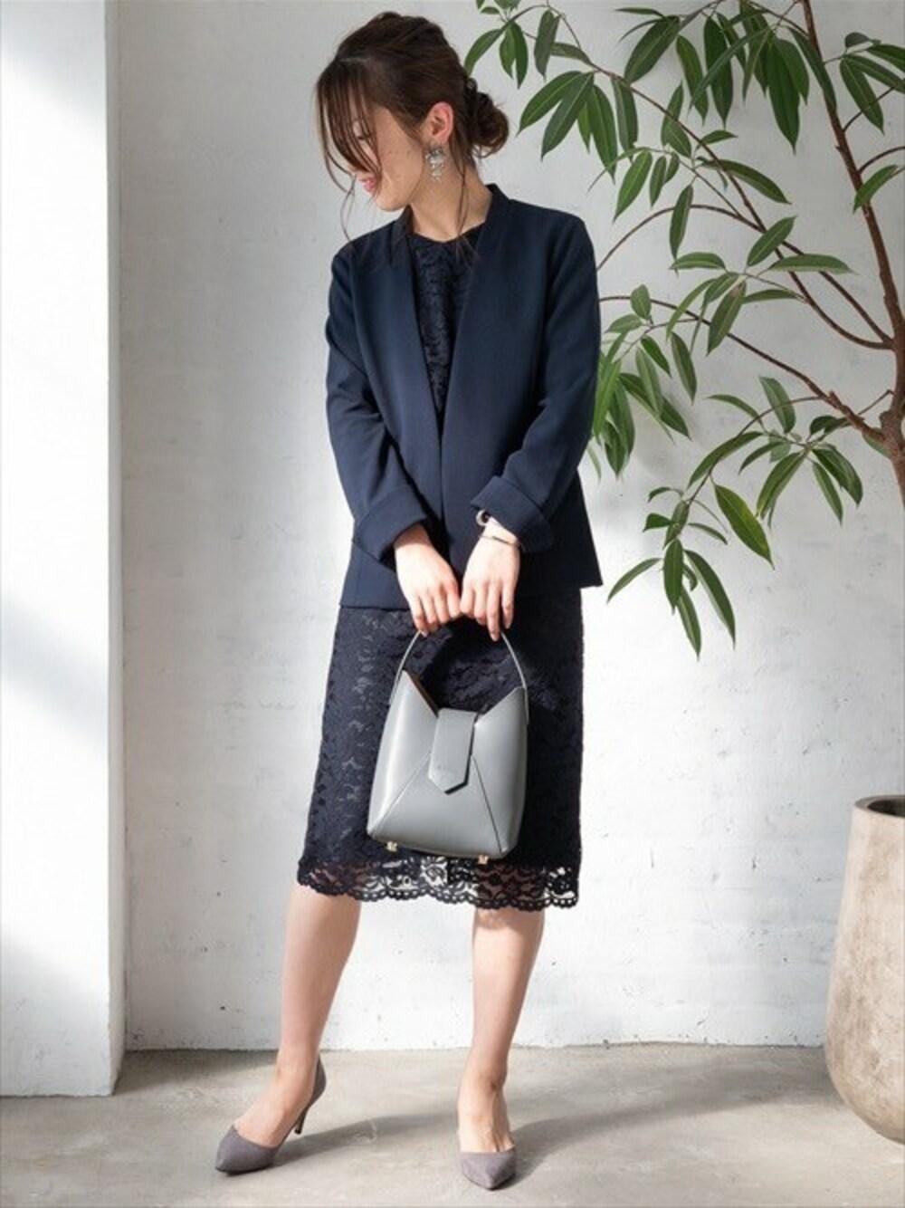 ティアンエクート ファッション ママ 送迎 受験