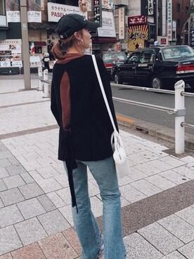 56b391f82262 Balenciaga - トライアングル ハンドバッグ M - women - レザー - ワンサイズを使ったコーディネート (10)