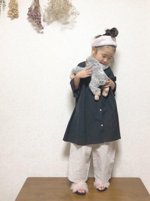y__nさんのおもちゃ「Animal Garden Hang ナマケモノB(LBC|エルビーシー)」を使ったコーディネート