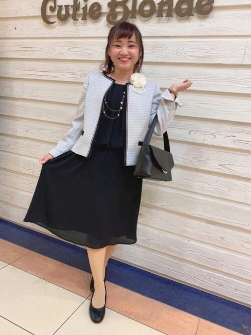 卒業式ママ