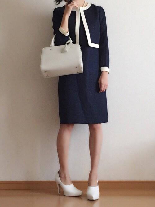 入学式 スーツ ママ 人気