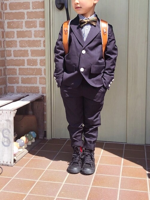Buhen'nuさんのセットアップ「Smoothy Set up Suit (ロング) / スムージー セットアップスーツ (ロング)(Smoothy|スムージー)」を使ったコーディネート